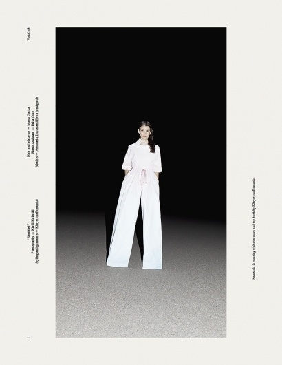 """Untitled"" | Volt Café | by Volt Magazine #beauty #design #graphic #volt #photography #art #fashion #layout #magazine #typography"