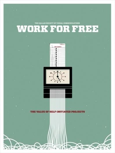 Matt Stevens // Creative Direction + Design - WORK BLOG - DSVC:Â Poster #type #print #poster #screen