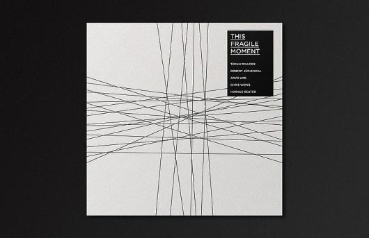 This Fragile Moment : iikki : Portfolios : Domestika #cover #cd