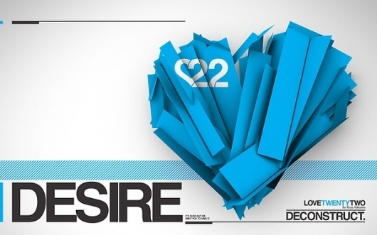 Love 22 on the Behance Network #design #graphic