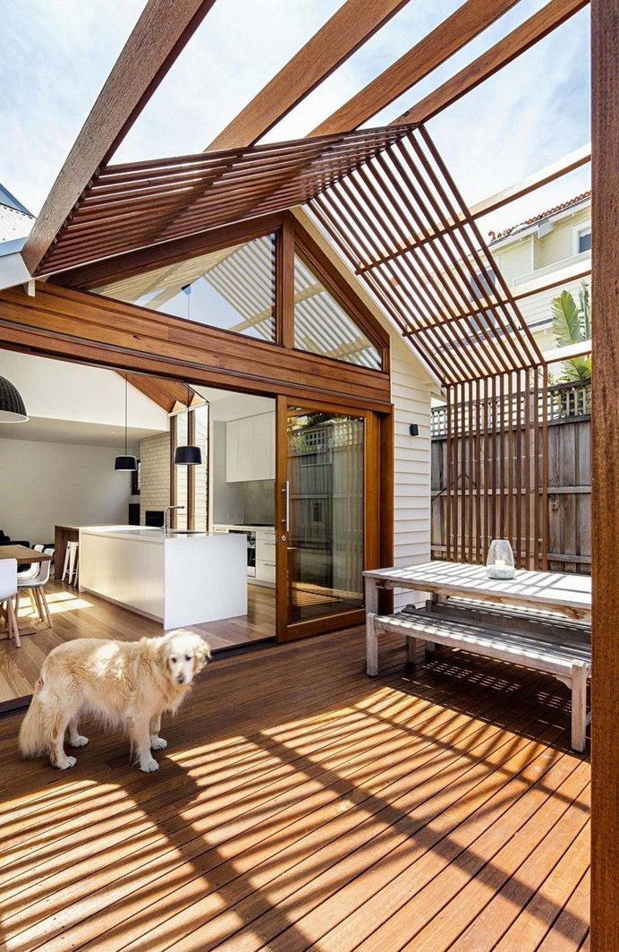 Edwardian Weatherboard House Renovated by Sheri Haby Architects 2