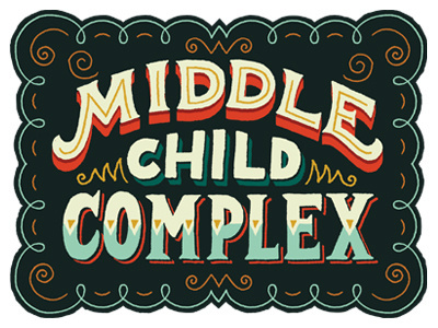 Middle Child Complexby Mary Kate McDevitt #child #middle