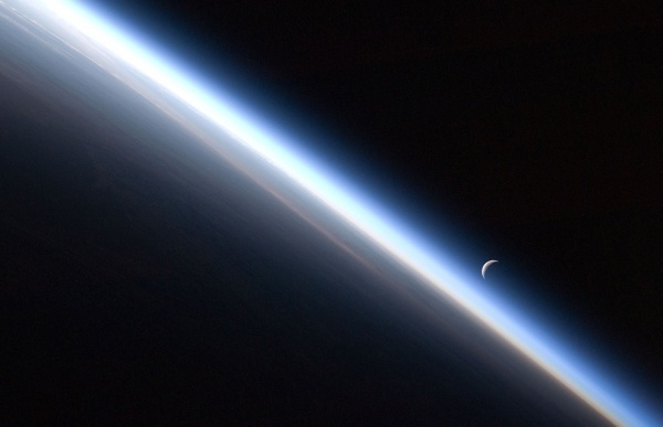 Around the Solar System - The Big Picture - Boston.com #earth #atmosphere #moon