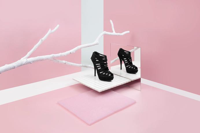 second choice branding luxury pink visual identity corporate design stationery designblog mindsparklemag noeeko studio luxus deluxe packagin