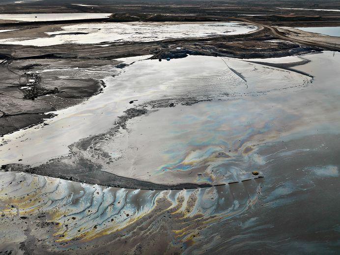 Alberta Oil Sands #14 Fort McMurray, Alberta, Canada, 2007