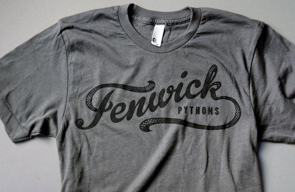 J Fletcher design #logo #tshirt #identity #collateral