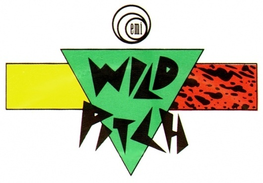 DJ Premier Blog » Wild Pitch Records Tribute: Rarities & More #wild #hiphop #pitch #triangle #90s #vintage #80s #music #logo #typography