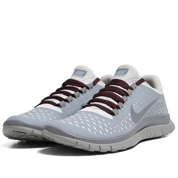 Nike x Undercover Gyakusou Free 3.0 V4 (Stealth, Cool Grey #run #v4 #30 #free #nike