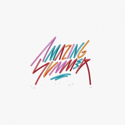 Landscape #logo #typography