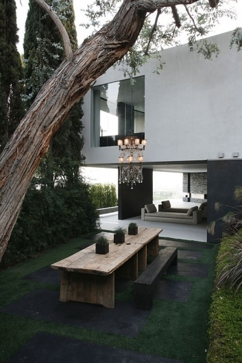 The Openhouse - Minimalissimo #architecture