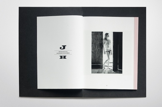 Fabio Ongarato Design | Johanna Ho #design #book #photography #layout #typography