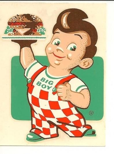 All sizes | Bob's Big Boy! | Flickr - Photo Sharing! #logo #illustration #retro #vintage