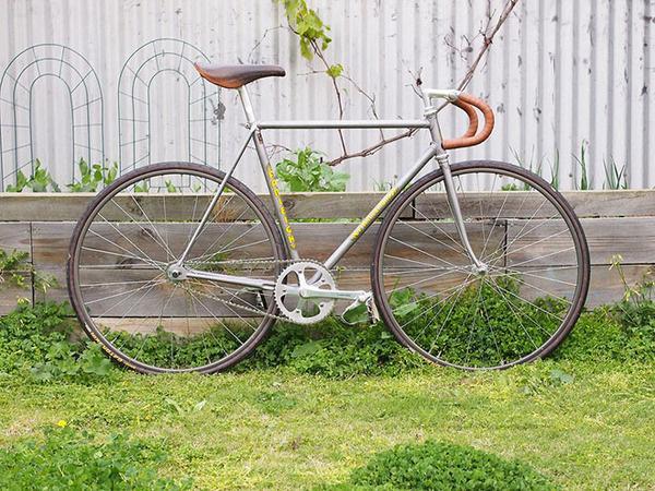 Nice Farleigh! #bicycle #track #bike