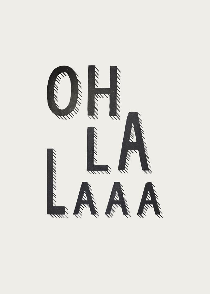 Oh la laaa! Summer is coming!