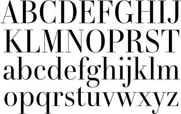 Karloff Positive #typography