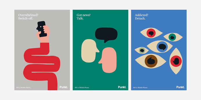 Rosie Lee - Punkt #RosieLee #punkt #rosie lee #jasper morrison #illustration #branding #packaging #MP01 #london design festival #hand #eye #