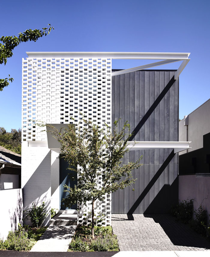 Melbourne House Created by Inglis Architects - #architecture, #house, #home, home, architecture