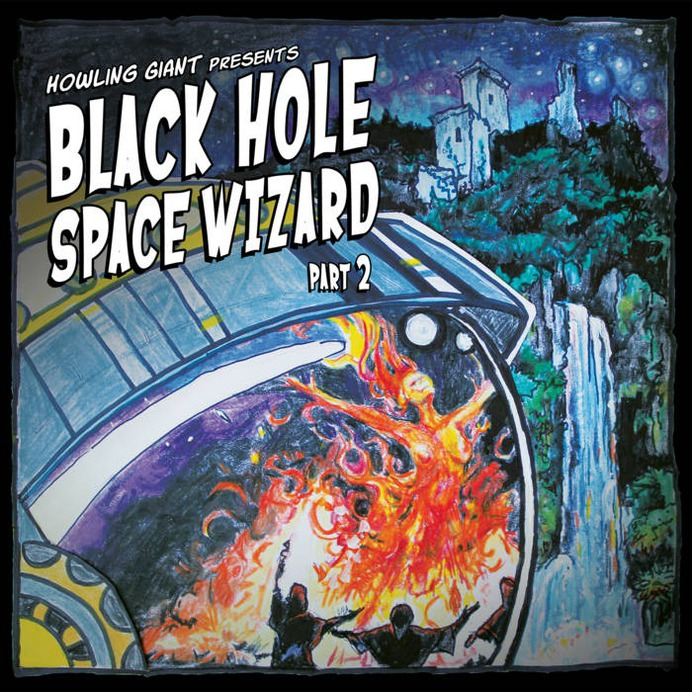 Black Hole Space Wizard: Part 2   Howling Giant