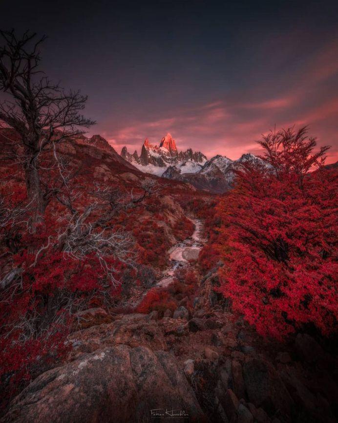 Impressive Mountainscape Photography by Fabian Hurschler