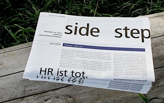 side step #print #newspaper
