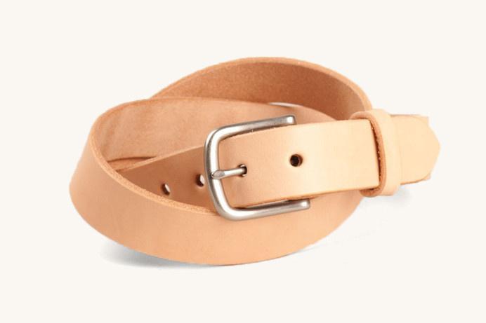 Classic Belt | Tanner Goods #leather #belt