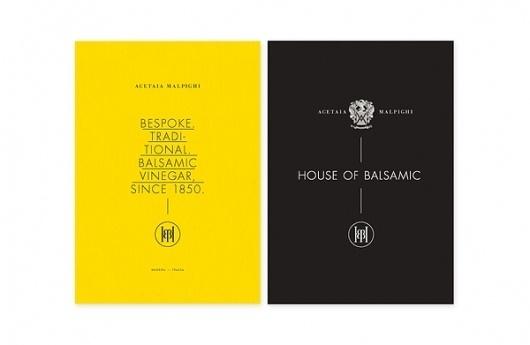 House Of Balsamic. on Branding Served #logo #identity