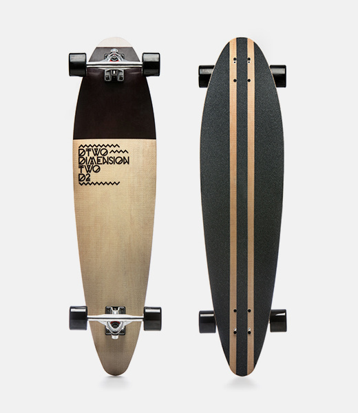 Surf Cruiser #longboard #surf #design #product #skateboard