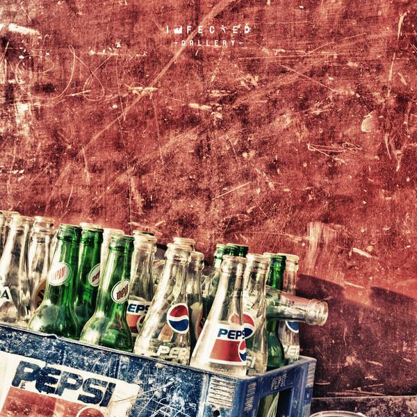 COMMERCIAL #gallery #infected #hekhardesign #bottles #elling #brands