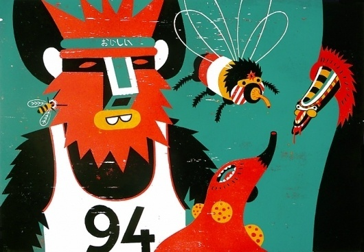 2011 : roman klonek #illustration