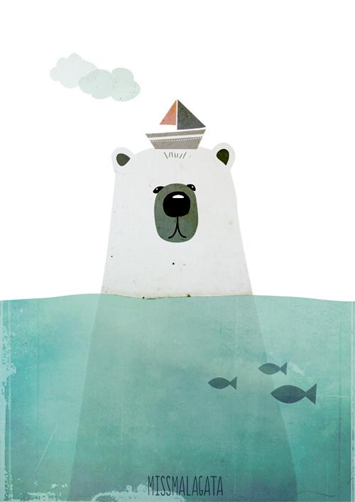 Miss Malagata POLAR BEAR