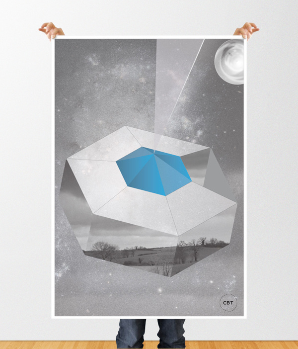 abs9 #abstract #polygon #print #design #graphic #experimental #geometric #triangle #poster #dark #3d
