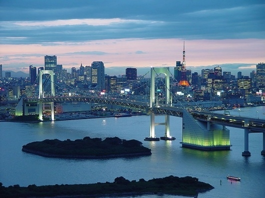 File:Tokyo odaiba.jpg - Wikipedia, the free encyclopedia #city #toyko #skyline