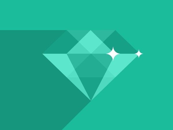 Flat UI Release #icon #diamond