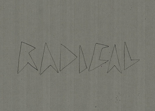 radical | Flickr - Photo Sharing! #smith #eric #idrawallday #drawn #type #hand #sketch #typography