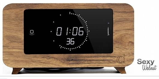 The Portland Bazaar » A Portland OR event with interesting wares, amazing food, and excellent drinks. #design #product #iphone #wood #clock