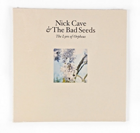 Nick Cave and The Bad Seeds - The Lyre of Orpheus #packaging #hingston #tom #studio #music