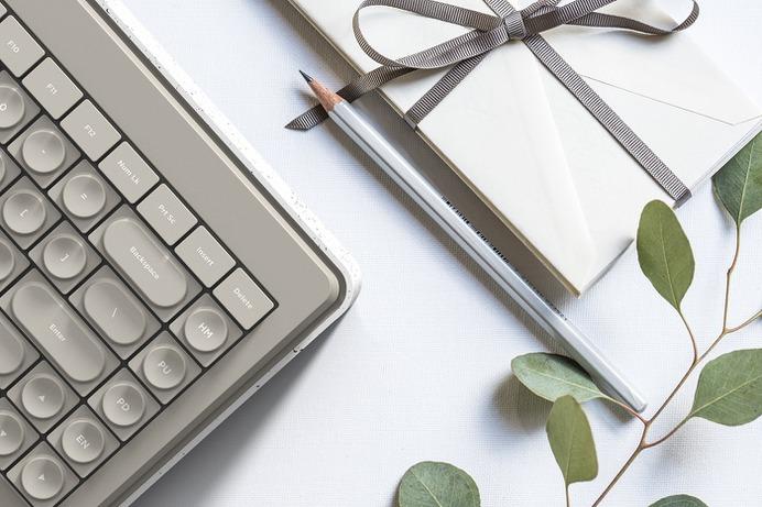 Keyboard for Creative's Desk - Slide - gray
