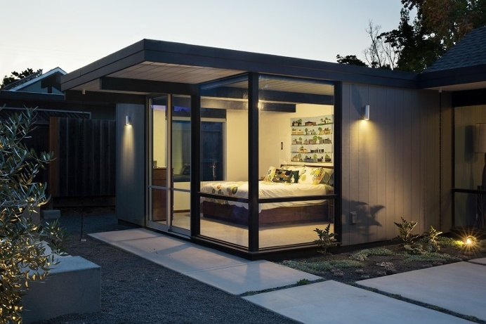 Renewed Classic Eichler Home
