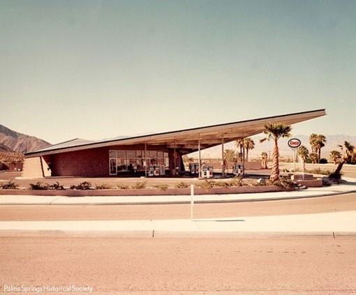 BRICK HOUSE #springs #palm #station #oil