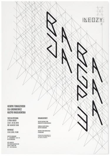 nonclickableitem #vector #white #black #grid #poster #type