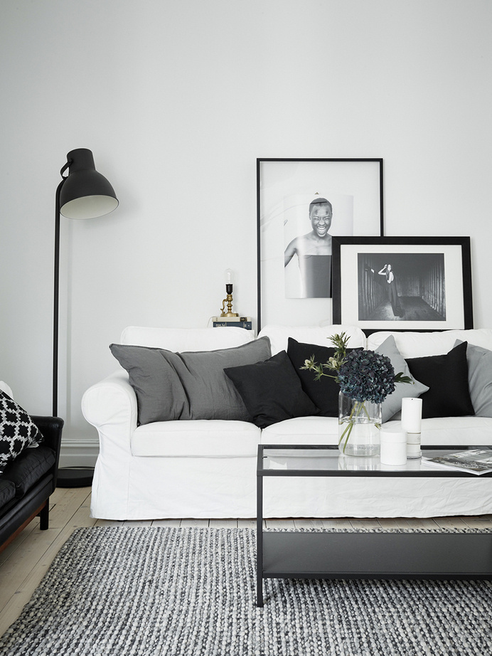 The Design Chaser: Homes to Inspire | Light + Airy in Stockholm #interior #design #decor #deco #decoration