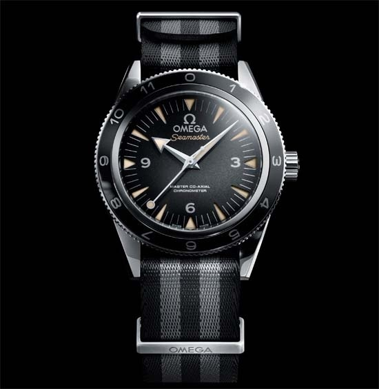 Omega Introduces The Seamaster 300 Spectre #Omega #Spectre