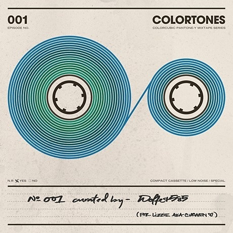 Colortones Mixtape #001 | Colorcubic