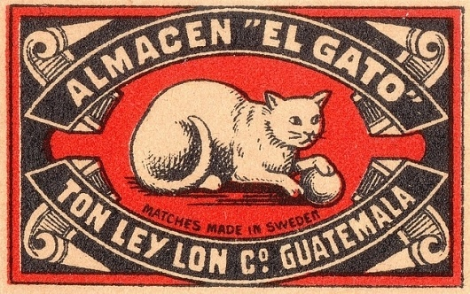 lumettes002 | Flickr - Photo Sharing! #sweden #design #graphic #cat #illustration #guatemala