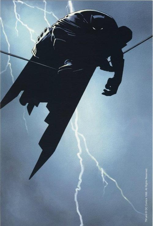 Comic Book Artist: Frank Miller #comic #frankmiller #batman