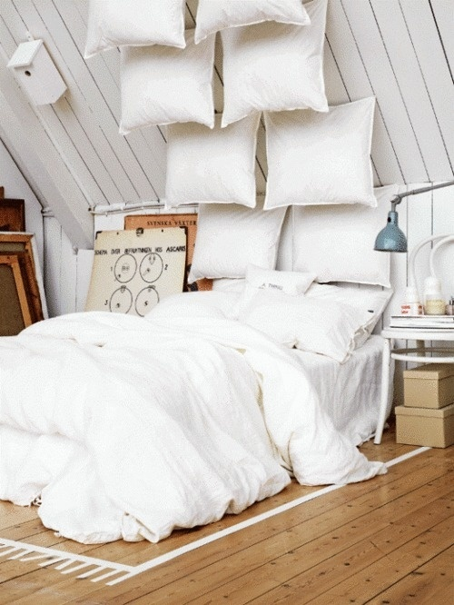 CJWHO keep in mind, there's no fucking icecream in our fucking future! #sweden #design #bedroom #interiors #living #sleep #photography #architecture