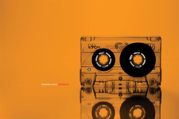 RETROCOLOR #tape #basile #retro #photography #vintage #music #francesco