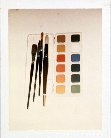 FFFFOUND! | ANDY WARHOL'S PENCIL AND PAPER | CANDY PING PONG #colour