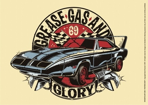 Tattoo Flash 2010 on the Behance Network #design #graphic #glory #illustration #tattoo #vintage #gas #grease