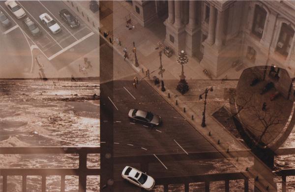 City Life || Ocean Dreams #ocean #city #exposure #photography #double #film